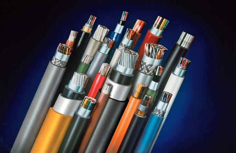 промышленный кабель